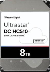 Western Digital Ultrastar DC HC510 8TB, 512e, ISE, P3, SATA 6Gb/s (HUH721008ALE600 / 0F27455)