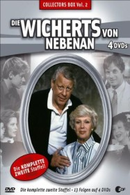Die Wicherts von nebenan Box 2 (Folgen 15-26) (DVD)