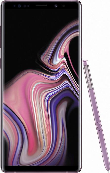 Samsung Galaxy Note 9 N960F 128GB violett