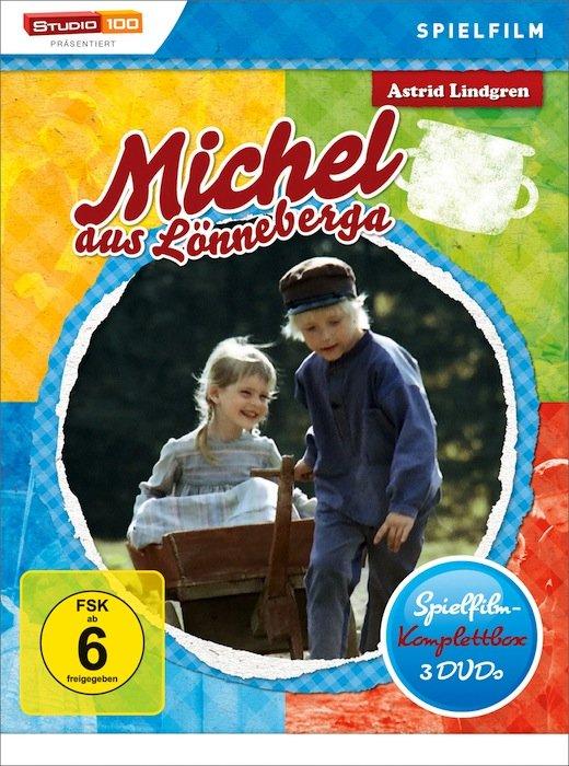 Michel aus Lönneberga Spielfilm Box