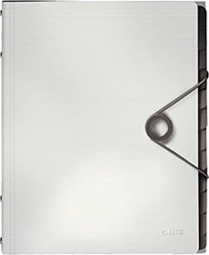 Leitz Solid Ordnungsmappe A4, weiß (45701001)