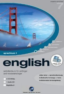 digital Publishing: interactive language tour V7: English Part 1 (PC)