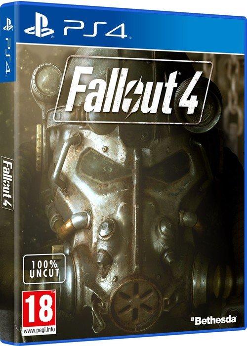 Fallout 4 (deutsch) (PS4)