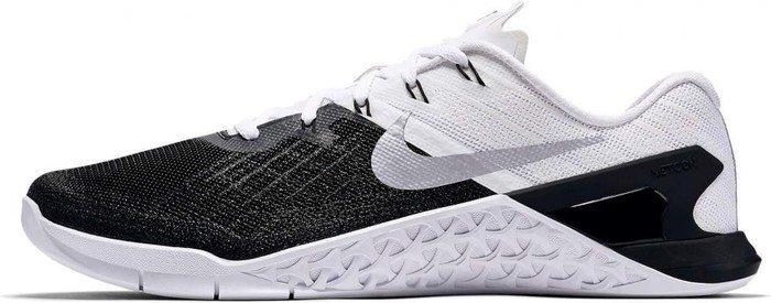 Nike Metcon  3 Negro  Metcon Metallic Silver  Blanco Hombres 852928 005 65ca3f