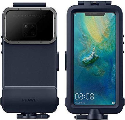 Huawei Snorkeling Case für Mate 20 Pro transparent (51992776) -- via Amazon Partnerprogramm