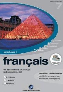 digital Publishing: interactive language tour V7: français Part 1 (PC)
