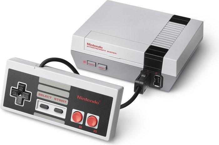 Nintendo Classic Mini NES Konsole