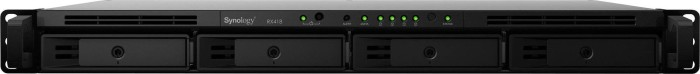 Synology RackStation Expansion RX418 4TB, eSATA, 1HE