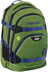 Coocazoo ScaleRale Freaka Sneaka Chameleon Green Schulrucksack (00183654)