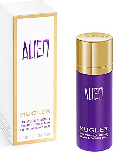 thierry mugler alien deodorant spray 100ml ab 20 55 de 2018 preisvergleich geizhals. Black Bedroom Furniture Sets. Home Design Ideas