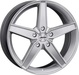 Autec Typ D Delano 7.5x17 5/108 silber (verschiedene Modelle)