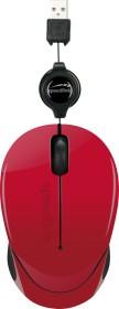 Speedlink Beenie Mobile, red, USB (SL-610012-RD)