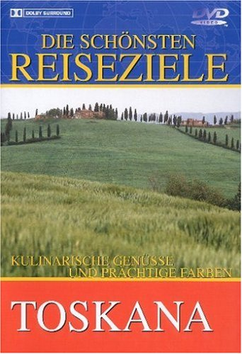 Reise: Toscana -- via Amazon Partnerprogramm