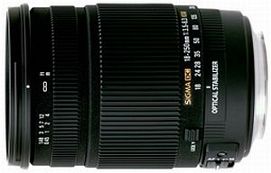 Sigma AF 18-250mm 3.5-6.3 DC OS HSM for Sony A black (880962)