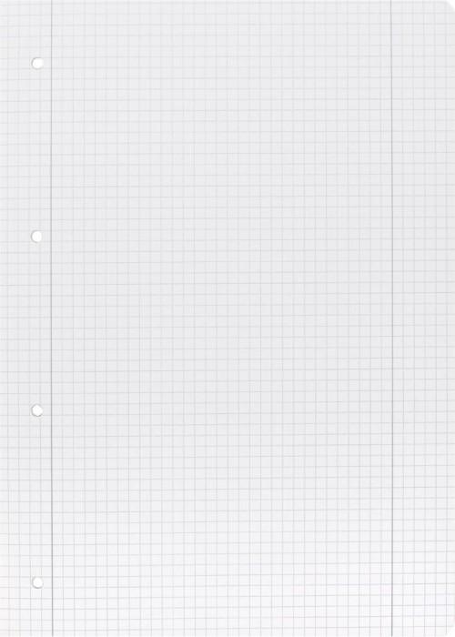 Oxford Heft A4 Lineatur 38 kariert // 16 Blatt beidseitig Rd