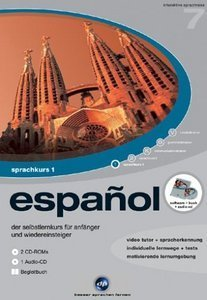 digital Publishing: interactive language tour V7: Spanish Part 1 (PC)