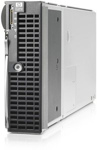 HP ProLiant BL280c G6, Xeon DP E5649, 6GB RAM (632693-B21)