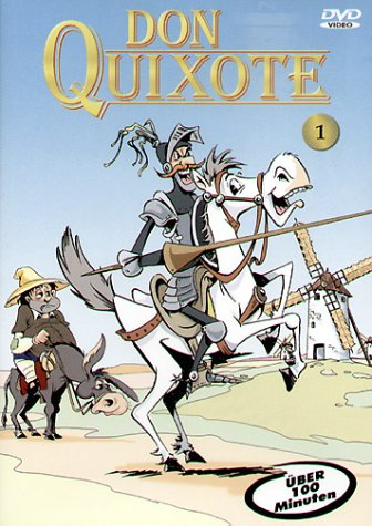 Don Quixote Vol. 1 -- via Amazon Partnerprogramm