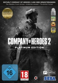 Company of Heroes 2 - Platinum Edition (PC)