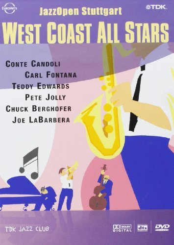 West Coast All Stars - jazz Open Stuttgart -- via Amazon Partnerprogramm