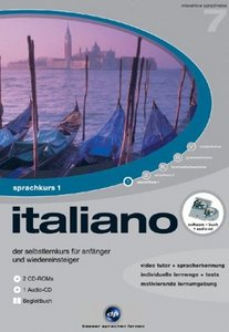 digital Publishing: interactive language tour V7: Italian Part 1 (PC)