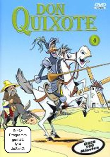 Don Quixote Vol. 4 -- via Amazon Partnerprogramm
