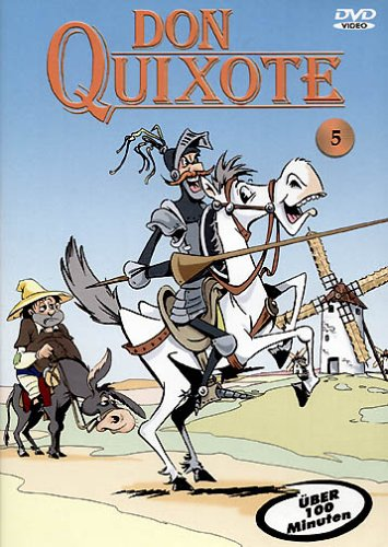 Don Quixote Vol. 5 -- via Amazon Partnerprogramm