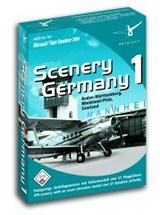 Flight Simulator 2004 - Scenery Germany 1 (Add-on) (deutsch) (PC)