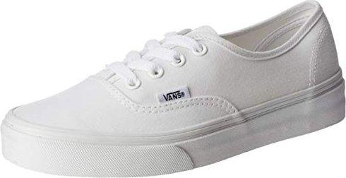 AUTHENTIC Unisex-Erwachsene Sneakers, Blanc - True White, 50 EU Vans