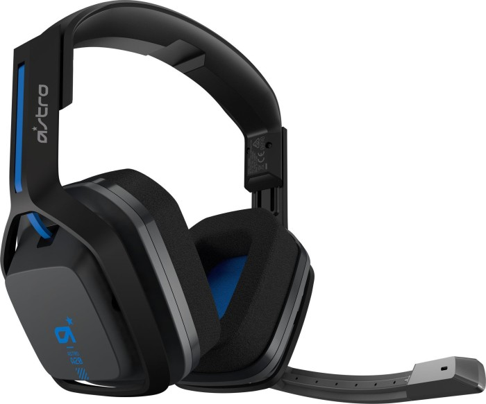 Astro Gaming A20 wireless Gaming headset grey/blue (PC/PS4) (939-001562)