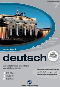 digital Publishing: interactive language tour V7: German Part 1 (PC)