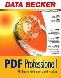 Data Becker: PDF professional (German) (PC)
