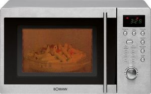 Bomann MWG2211UCB microwave with grill
