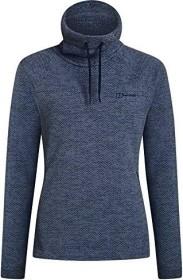Berghaus Canvey Half Zip Fleece Jacke grau/blau (Damen) (422262DA8)