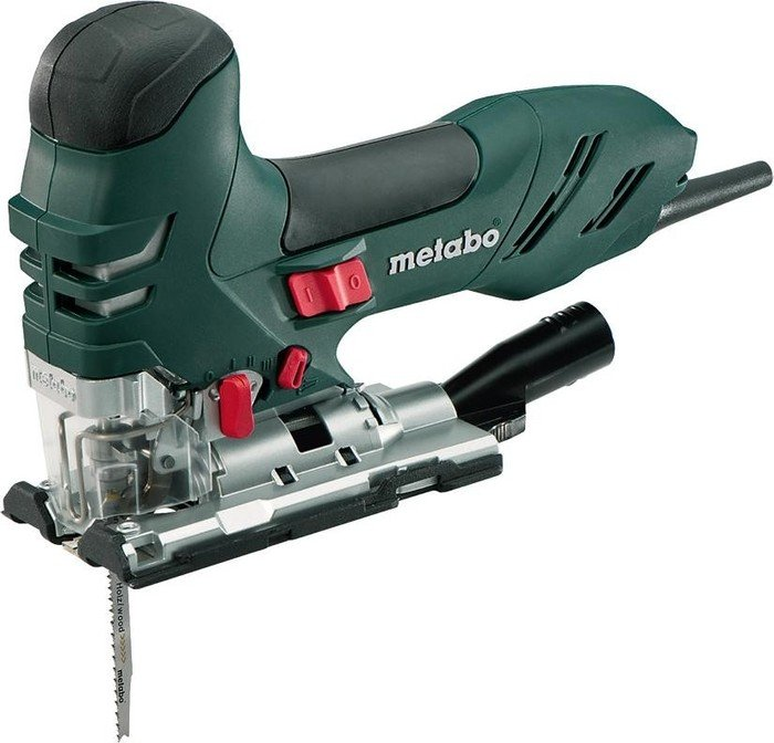 Metabo STE 140 Plus electric scroll jigsaw incl. case (601403500)