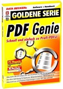 Data Becker: PDF Genie (deutsch) (PC)