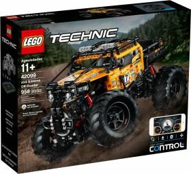 LEGO Technic - Allrad Xtreme-Geländewagen (42099)