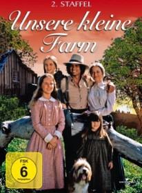 Unsere kleine Farm Season 2 (DVD)