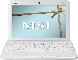 MSI Wind U90X white, 512MB, UK