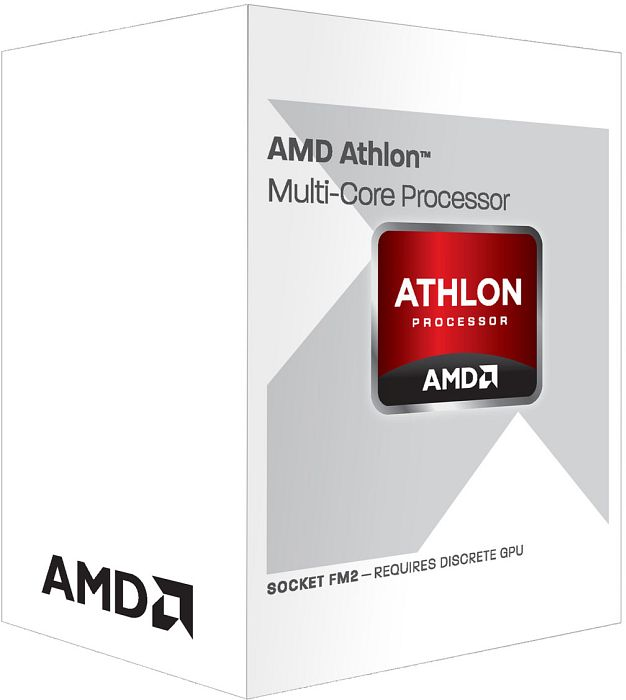 AMD Athlon II X4 740, 4x 3.20GHz, boxed (AD740XOKHJBOX) -- © caseking.de