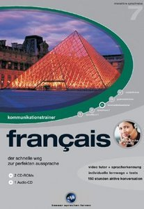 digital Publishing: interactive language tour V7: communications trainer français (PC)