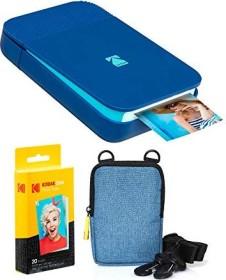 Kodak Smile Instant Digital Printer blau, Fotodrucker (RODSMMPBW)