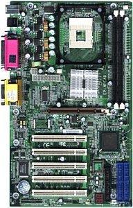 EPoX EP-4PEAD, i845PE (PC-2700 DDR)
