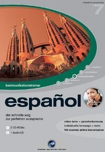 digital Publishing: interactive language tour V7: communications trainer español (PC)