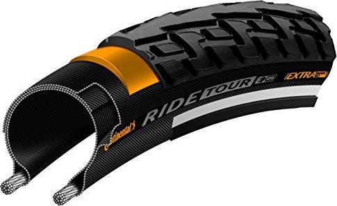 2x Continental Ride Tour Fahrrad Reifen Sondergröße 32-630 27x1¼ City Trekking