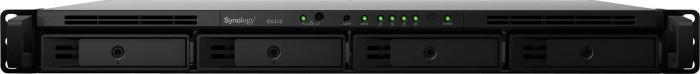 Synology RackStation Expansion RX418 32TB, eSATA, 1HE