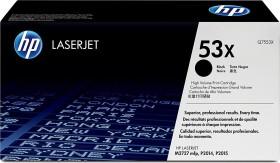 HP Toner 53X schwarz (Q7553X)