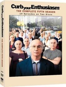 Curb Your Enthusiasm Season 5 (DVD) (UK)