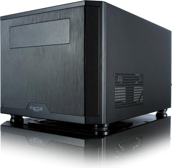 Fractal Design Core 500 schwarz, Mini-ITX (FD-CA-CORE-500-BK)