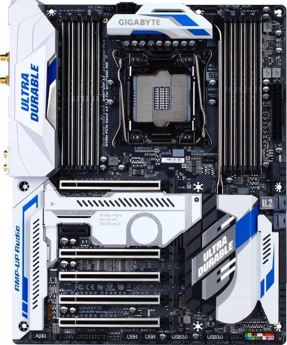 Gigabyte GA-X99-Designare EX Intel Thunderbolt Driver (2019)